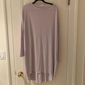 Silence + Noise lilac dress- Medium